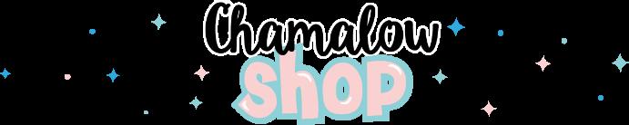 Chamalow shop, boutique de mignonneries, goodies kawaii, créations originales, idées cadeaux.